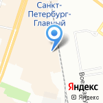 Lengas на карте Санкт-Петербурга