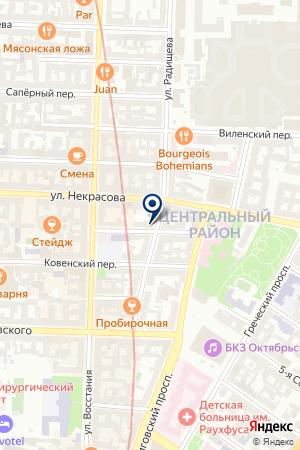 Полиэтиленовая сварка на карте Санкт-Петербурга