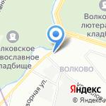 Век-Сервис на карте Санкт-Петербурга