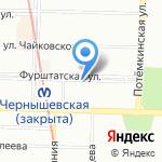 Меликонполар на карте Санкт-Петербурга