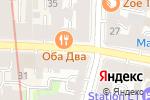 Схема проезда до компании Un Bon в Санкт-Петербурге