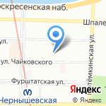 Лека-Фарм на карте Санкт-Петербурга