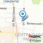 iLocked на карте Санкт-Петербурга