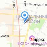 CinemaQuest на карте Санкт-Петербурга
