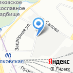 Кровати Shop на карте Санкт-Петербурга