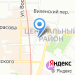 Vatel на карте Санкт-Петербурга