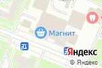 Схема проезда до компании ГрафаМан в Санкт-Петербурге