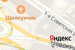 Схема проезда до компании МОНОЛИТ в Санкт-Петербурге