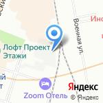 Russ Outdoor на карте Санкт-Петербурга