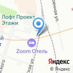 Nucleon на карте Санкт-Петербурга