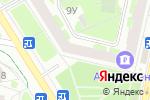 Схема проезда до компании КБ Ренессанс кредит в Санкт-Петербурге