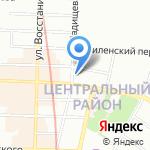 Сундучок со сказками на карте Санкт-Петербурга