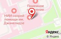 Схема проезда до компании Профессиональная Медицинская Ассоциация Трансплантационных Координаторов в Санкт-Петербурге