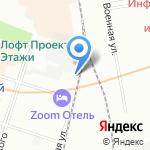 WheelDoctors на карте Санкт-Петербурга