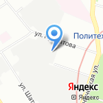 ИнфоКомм на карте Санкт-Петербурга