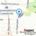 ФЕМИДА на карте Санкт-Петербурга