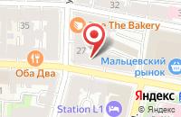 Схема проезда до компании Санатрело в Санкт-Петербурге