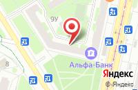 Схема проезда до компании Флюорит в Санкт-Петербурге