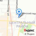 Максимед на карте Санкт-Петербурга