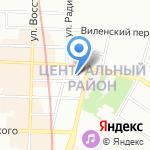Альтус М на карте Санкт-Петербурга