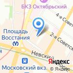 FIXIT-center на карте Санкт-Петербурга
