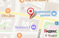 Схема проезда до компании Столовая №2 в Ярославле
