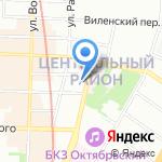 Happia на карте Санкт-Петербурга
