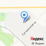 ШПАТЛЕР на карте Санкт-Петербурга