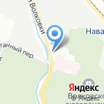 4wdrive на карте Санкт-Петербурга
