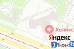 Схема проезда до компании NEXT в Санкт-Петербурге