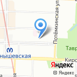 Дворец бракосочетания №2 на карте Санкт-Петербурга