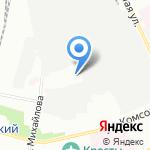 Петербургские зонтики+ на карте Санкт-Петербурга