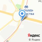 Ars Tuning Studio на карте Санкт-Петербурга