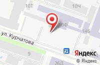 Схема проезда до компании Строймонтаж в Санкт-Петербурге