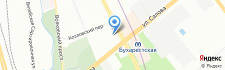 Паллетная индустрия на карте Санкт-Петербурга