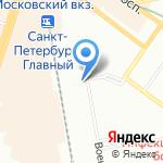 mixuz на карте Санкт-Петербурга