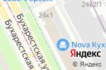 Схема проезда до компании Умные Элементы в Санкт-Петербурге