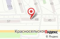 Схема проезда до компании ШКОЛА АЛЕКСАНДРОВСКИЕ КЛАССЫ в Пушкине