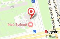 Схема проезда до компании ИриМар Профит в Санкт-Петербурге
