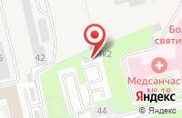 Схема проезда до компании Анимационная Студия «Да» в Санкт-Петербурге