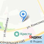 АВТОРАСХОДНИК.ру на карте Санкт-Петербурга