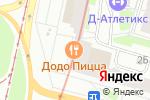 Схема проезда до компании Магазин военных товаров в Санкт-Петербурге