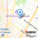 АН Академия на карте Санкт-Петербурга