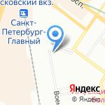Пластилаб-рус на карте Санкт-Петербурга