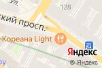 Схема проезда до компании Practika Labour & Migration Consulting в Санкт-Петербурге