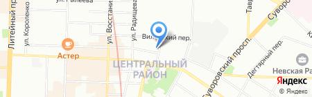 Банкомат РоссельхозБанк на карте Санкт-Петербурга