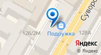 Компания Магазин напитков и табачных изделий на Суворовском проспекте на карте