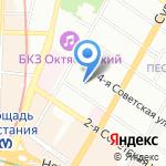 Целитель Пантелеймон на карте Санкт-Петербурга
