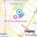 Old Flat на карте Санкт-Петербурга