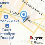 Wow-brands.ru на карте Санкт-Петербурга